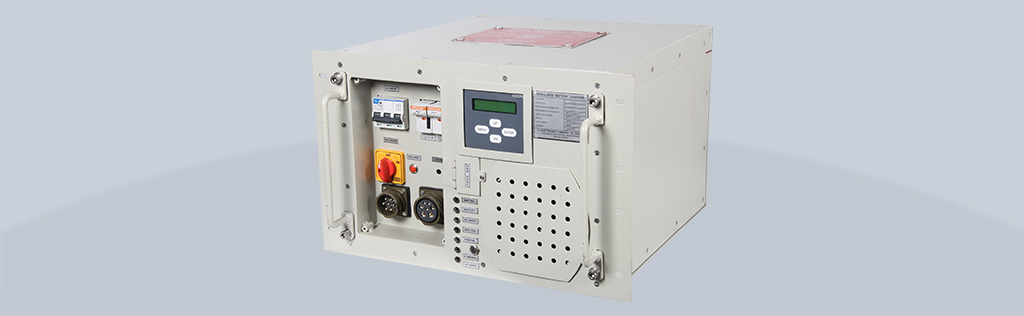 Regulated Battery Chargers for Coaches and Locomot