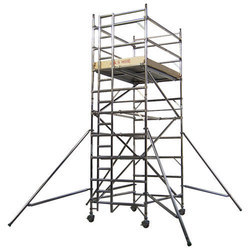 Standard Mobile Scaffold Tower