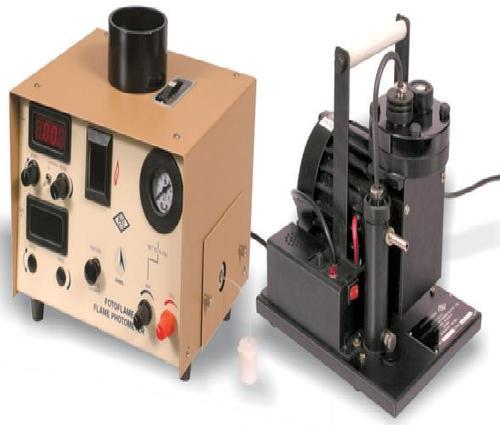 Systronics Flame Photometer